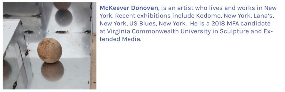 Bio Mckeever
